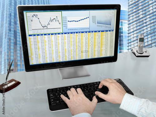 Analizing Data on Computer