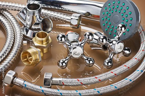 bathroom fixtures and fittings - 47841015