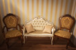 Interior in the aristocratic style