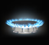 kitchen gas burner
