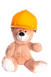 Teddy Bear with Hardhat