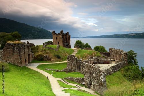 Zamek Château du Loch Ness Urquhart
