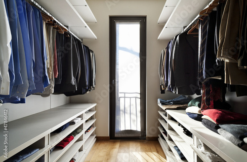 interior, wardrobe