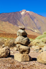 Roques de Garcia and Teide National Park, Tenerife