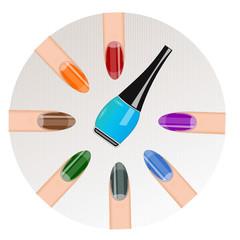Logo ongles vernis