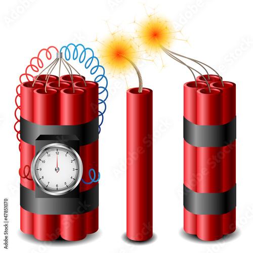 Dynamite set eps10 - 47851070