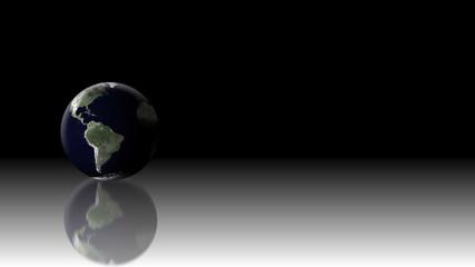 la terra riflessa