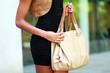 Stylische Tasche