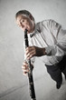Playing an Oboe