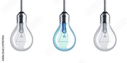Glülampe, Energie, Glühbirne
