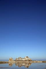 Pointe du Château, Le Gouffre: Haus zwischen den Felsen,Bretagn