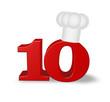 number ten cook