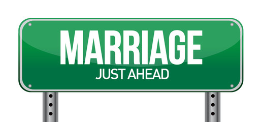 Marriage just ahead