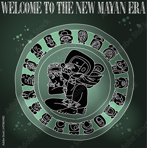 Welcome new Mayan era