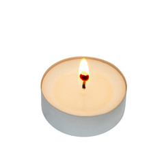 Tea Light with path