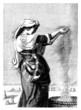 Peasant Beauty - Belle Vanneuse - 19th century