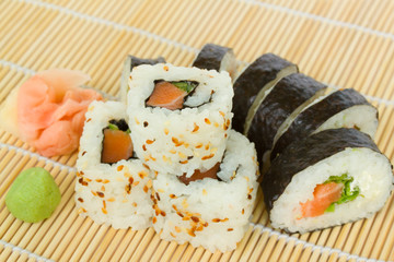 japaneese roll