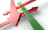 Finde den richtigen Weg - Rot Grün 2