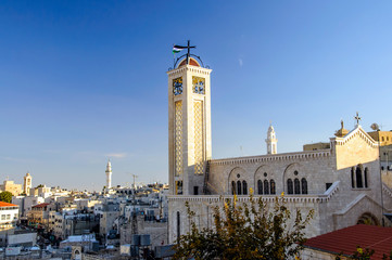 Greek Melkite Catholic Church, Bethlehem Palestine