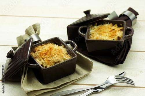 mini-cocottes de céléri lardons et pommes de terre 3