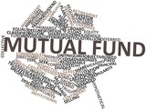 Word cloud for Mutual fund