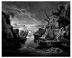 The Flood - Le Déluge - Die Sintflut