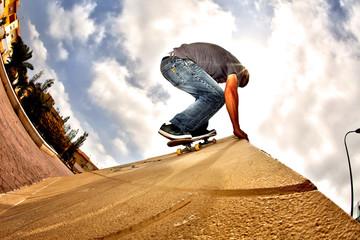 hdr skateboard