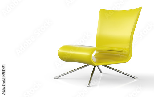 Sit and Chill - Yellow