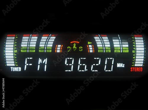 FM radio equalizer