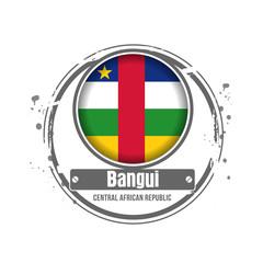 timbre Republique centrafricaine