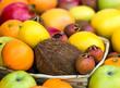 Organic fruits