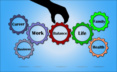 Bringing balance between work and life