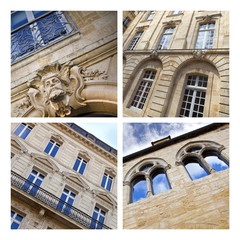 Architecture, immobilier, rénovation, restauration, Bordeaux