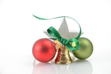 Weihnachtsdekortion