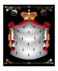Royal banner
