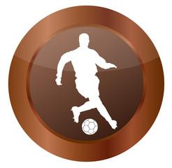 Vektor Fußball