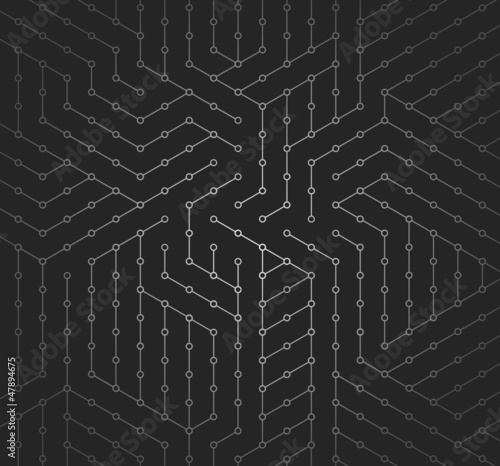 technical vector background