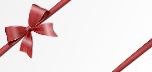 Schleife mit Schleifenband