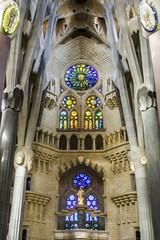 Sagrada Familia, Barcellona, Spagna