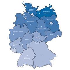 deutschland flüsse