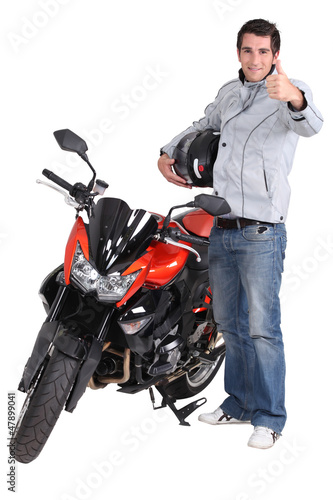 Motorcycle Experience