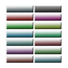 etichette colorate 3d