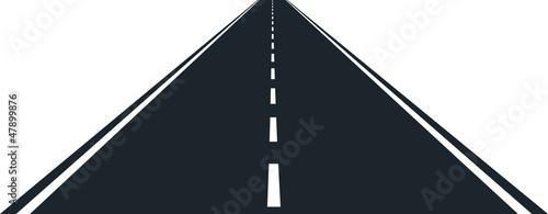 empty road - 47899876
