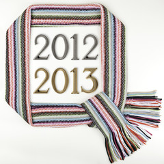 2012 - 2013, New Year's theme