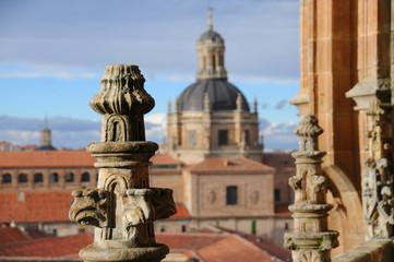 Cúpula Universidad Pontificia Salamanca