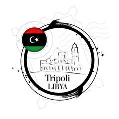 timbre Tripoli