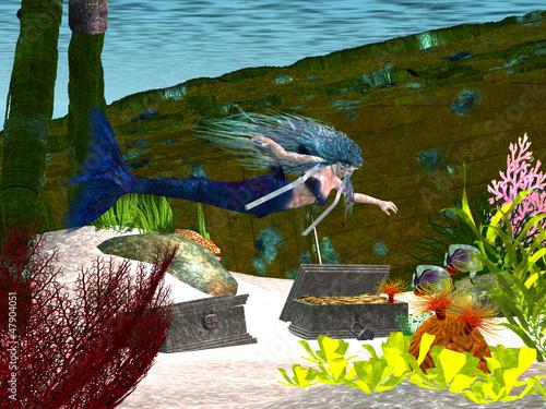Underwater Tresure