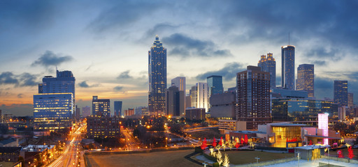 City of Atlanta.