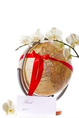 the whole world as a gift