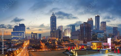 City of Atlanta.